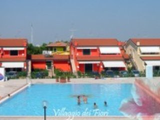 VILLAGGIO DEI FIORI 43#_3roomsapartament_with_balcony_pool_view, Caorle