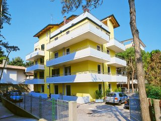 RESIDENCE SOLEMAR 8#_2roomsapartment_with_balcony, Caorle