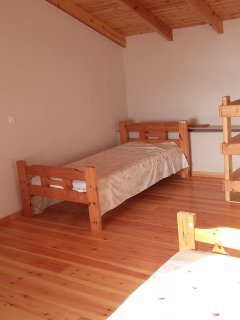 Upper floor bedroom