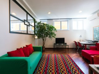 Suite in Trastevere with Parking and Gym - Suite C