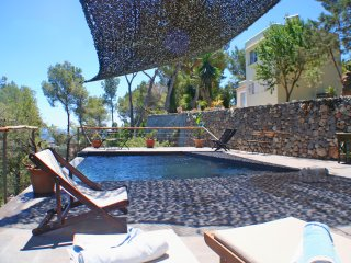 Pretty house with pool in the mountains, Ibiza Ciudad