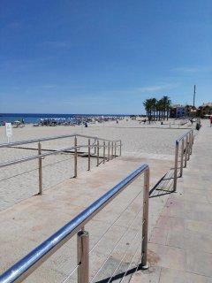 Otra vista de la playa Centro