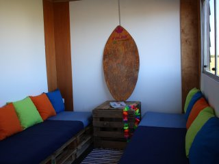 BUNGALOW AT LAGOON AND WATER SPORTS, Murtosa