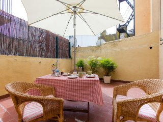 Casa Castelo S. Jorge with private terrace