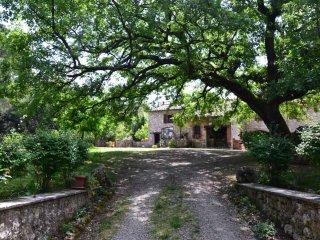 Villa nella campagna toscana, Siena
