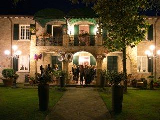 Villa Turchi, Dream Italian Villa, Longiano