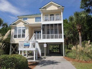 GULF VIEW HOME NEAR CAPE SAN BLAS, Port Saint Joe