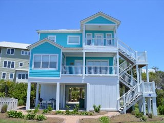 Seabreeze - Seagrass Subdivision with a private pool and is pet friendly!, Cape San Blas