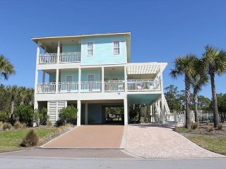 Sea-Can-Do - Private pool and pet friendly, Cape San Blas
