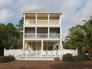 Whispering Palms - 1st Tier home with a private pool and is pet friendly!, Port Saint Joe
