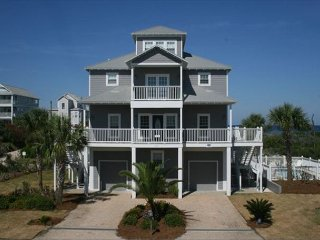New to Coastal Joe... Barefoot Escape in SeaGrass, Cape San Blas
