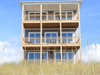 Beach Front Home on Cape San Blas