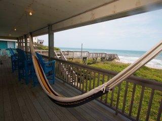 N. Shore Dr. 504   Heart of Surf City   Direct Oceanfront   Enc. Outside Shower!