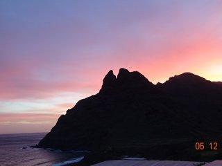 estudio en naturaleza. Playa y montaña Ideal relax, Punta del Hidalgo