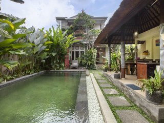 Private boutique villa minutes from Ubud