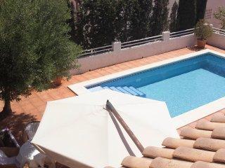 Casa primera planta chalet con piscina,cerca playa