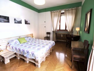 ECO apartment near Pala Alpitour&Olimpic Stadium 3 bedrooms 2 bathrooms 120 sqm
