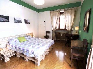 ECO apartment near Pala Alpitour&Olimpic Stadium 3 bedrooms 2 bathrooms 120 sqm