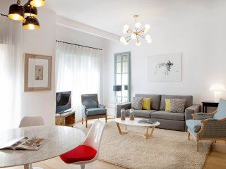 Silva - Gran Vía- 3bedroom/3bathroom ( NEW), Madri