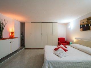 affitto letti in appartamento in villa