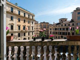 Splendido appartamento al centro di roma