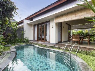 One pool bedroom pool villa at Ladera Villa Ubud