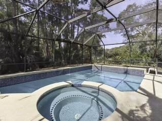 4th Row OCEAN - 2min Walk to BEACH - Private Pool, Hilton Head