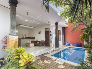 Villa Veronika of 2 bedrooms in Seminyak