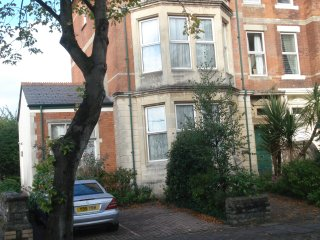 Lovely flat in Penarth, seaside town just outside Cardiff
