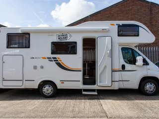 6 Berth Family Motorhome - SunLiving A49