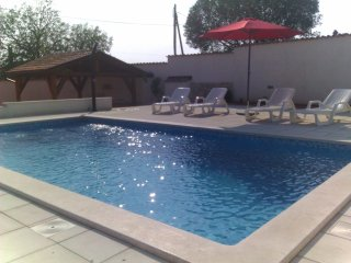 House Lizzul with private swimming pool, Pula