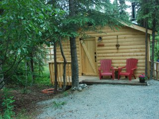 KenaiRiverSoaringEagleLodge&Cabins - Tranquility, Soldotna