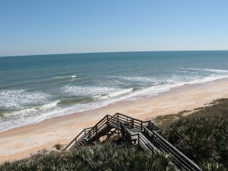 Beach Bliss,4 Bedroom,4 Bath, Private Beach Access, Flagler Beach