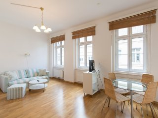 city apartment in historic center. 2 bedrooms, Wenen