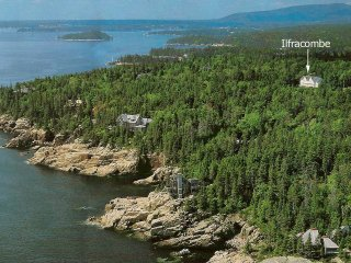Adjacent to Acadia National Park, Seal Harbor