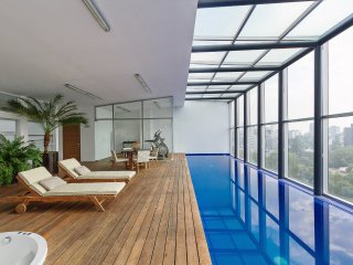 Executive living with skypool & hot tub, Città del Messico