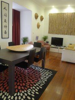 Dining- living room