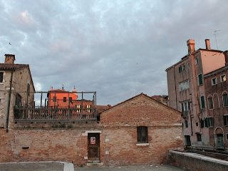 Ca' Giove, a quiet corner in Venice