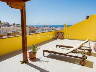Precioso ático con enorme terraza soleada, Morro del Jable