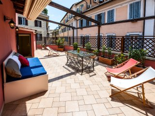 Rome Unique Navona Terrace 2 bedroom