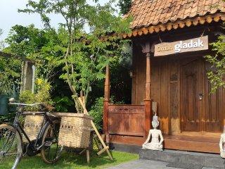 Traditional Double in Yogyakarta, Sleman