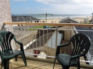 Atlantic Beach View 7 Portrush -Family holiday home at east strand beach