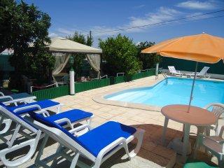 Vivenda c/piscina privativa a poucos kms da praia, Castro Marim