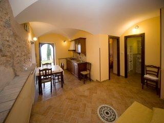 Appartamento vacanza in Umbria con zona panoramica