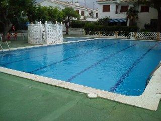Vacaciones en Benicassim con Playa y piscina., Benicasim