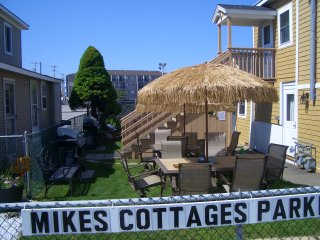 mikes cottages, 2.5 & 3.5 bedrooms, hampton beach, Hampton