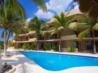 Costa Maya Villas Luxury Condos  Oceanfront #401
