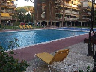 Precioso y espacioso Apartamento 3 Hab., Castelldefels