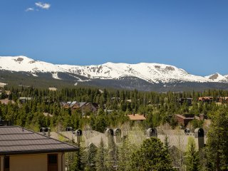 Lavish Ski-in/Ski-out Breckenridge Studio Condo on Peak 9!