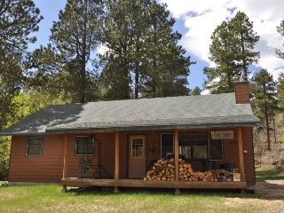 Timber Top Cabin, Lead